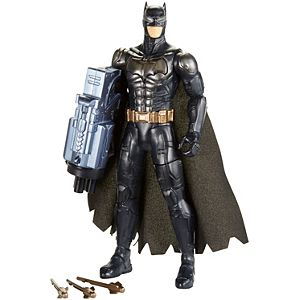 Justice League™ Electro-Gauntlet™ Batman™ Figure