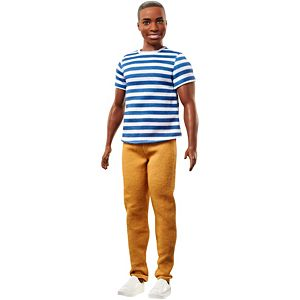 Ken® Fashionistas® Doll 5 Super Stripes - Broad