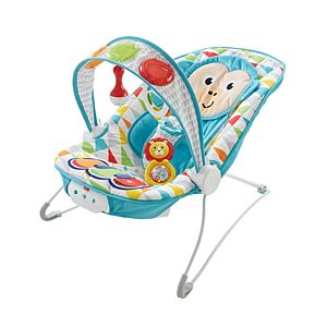 Deluxe Kick 'n Play Musical Bouncer