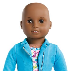 Truly Me™ Doll Without Hair #73