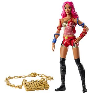WWE® Superstars Sasha Banks™ Ultimate Fan Pack