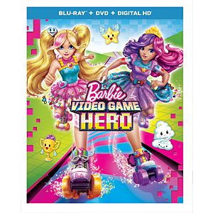 Barbie™ Video Game Hero™ DVD