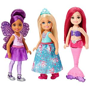 Barbie™ Dreamtopia Chelsea Doll and Friends 3-Pack