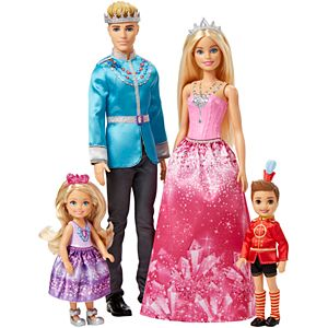Barbie™ Dreamtopia 4-Doll Giftset