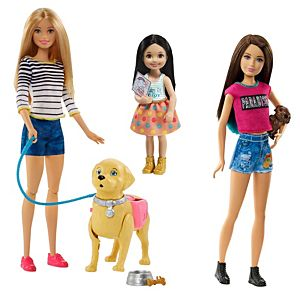 Barbie® Puppy's Day Out Play Kit