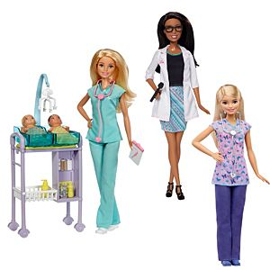 Barbie® Medical Team Play Kit