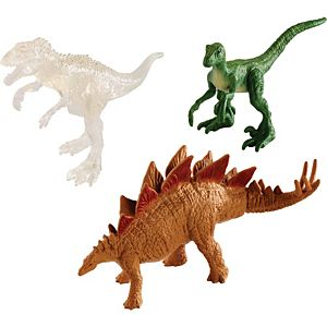 Jurassic World Mini Dino 3-Pack Pack 1