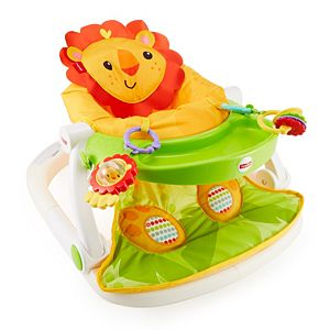 Sit-Me-Up Floor Seat with Toy Tray