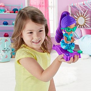 Shimmer and Shine™ Floating Sorceress Zeta Doll