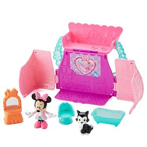 Disney Minnie Mouse – Minnie's Pet Salon Playset