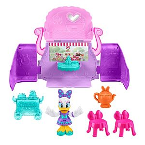 Disney Minnie Mouse – Daisy's Tea Shop Playset