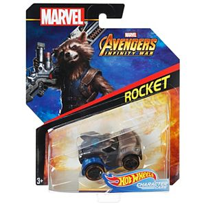 Hot Wheels® Marvel Rocket Raccoon Vehicle