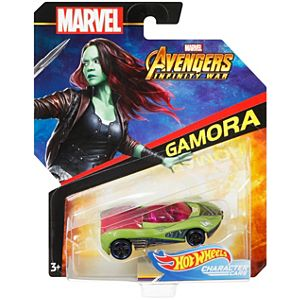 Hot Wheels® Marvel Gamora Vehicle