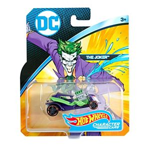 Hot Wheels® DC Universe™ The Joker™ Vehicle