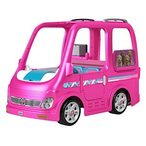 Power Wheels® Barbie® Dream Camper™ Ride-On Vehicle