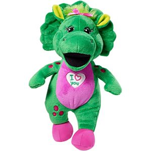"I Love You Baby Bop 10"" Plush Figure"
