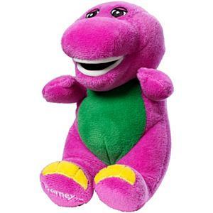 Barney Buddies™ Barney Plush Figure