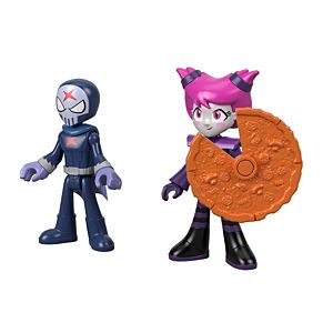 Imaginext® Teen Titans Go!™ Red X™ & Jinx™ Figures