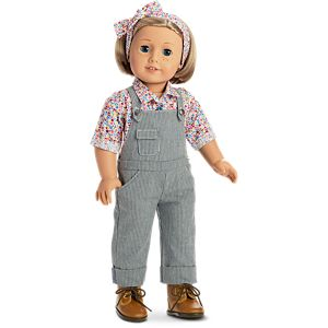Kit's Gardening Outfit for 18-inch Dolls