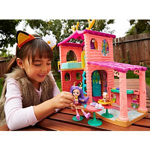 Enchantimals™ Cozy Deer House Playset