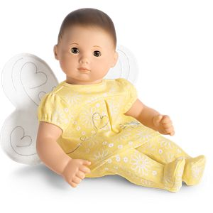 Sweet As Can Bee PJs for Bitty Baby Dolls