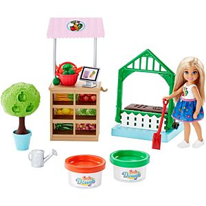 Barbie® Garden Playset with Chelsea™ Doll