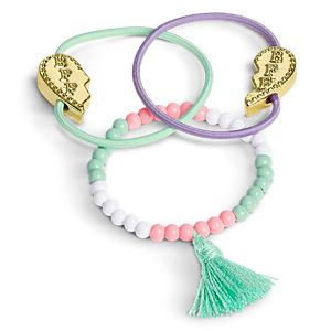 Best Friends Bracelet Set for 18-inch Dolls