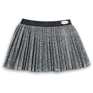 Silver Starlight Skirt for 18-inch Dolls