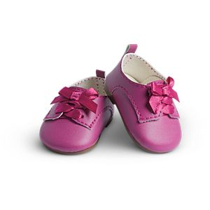 Pretty City Shoes for 18-inch Dolls