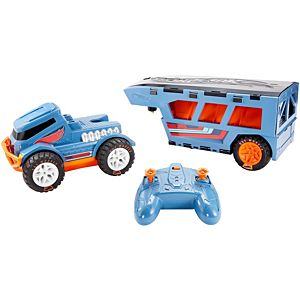 Hot Wheels® RC Trick Truck Transforming Stunt Park Vehicle