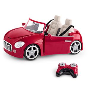American Girl RC Sports Car