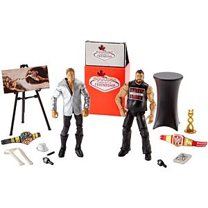 WWE® Epic Moments Festival of Friendship 2-Pack