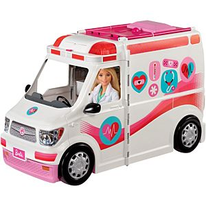 Barbie® Care Clinic Vehicle