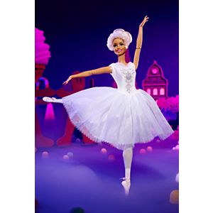 Barbie® The Nutcracker and the Four Realms Ballerina of the Realms Doll