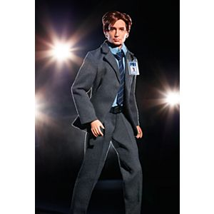 Barbie® The X Files™ Agent Fox Mulder Doll