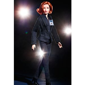 Barbie® The X Files™  Agent Dana Scully Doll