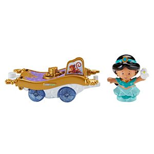 Disney Princess Parade Jasmine & Abu's Float by Little People®