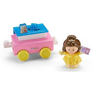 Disney Princess Parade Belle & Chip's Float by Little People®