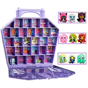 Monster High™ Minis + Collector Case Gift Set