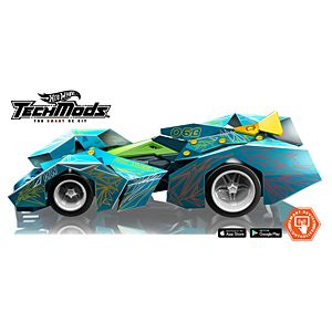 Hot Wheels® TechMods Accelo GT