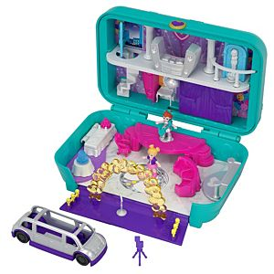 Polly Pocket™ Dance Par-taay!™ Case