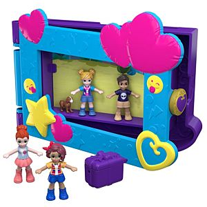 Polly Pocket™ Say Freeze!™ Frame Pocket World