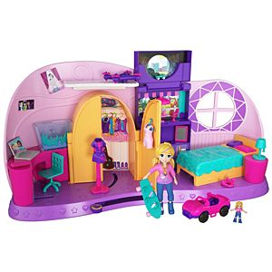 Polly Pocket™ Go Tiny!™ Room Playset