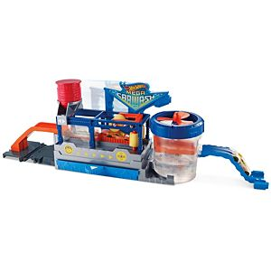 Hot Wheels® Mega Car Wash Play Set