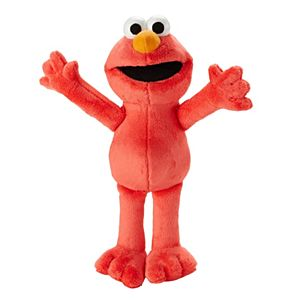 Sesame Workshop Guess with Elmo Plush Doll