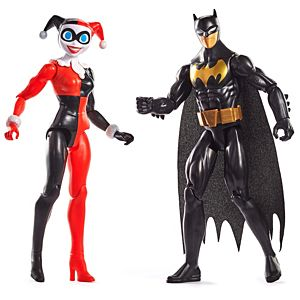 Justice League Action™ Batman™ & Harley Quinn™ Figure 2-Pack