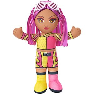 WWE® Tag Team Superstars Sasha Banks™ 14-Inch Plush Doll