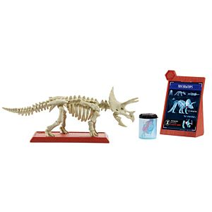 Jurassic World Stem Fossil Strikers™™ Triceratops