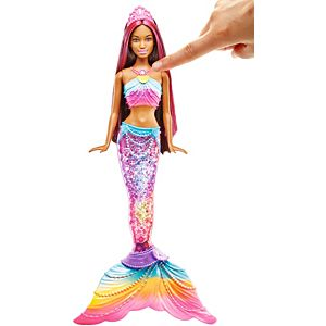 Barbie® Rainbow Lights Mermaid™ Doll