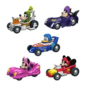 Disney Mickey and the Roadster Racers™ Hot Rod 5-Pack